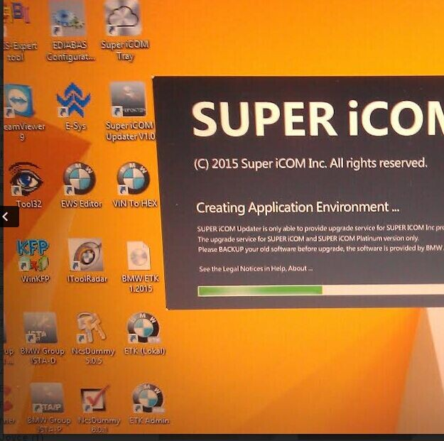 super-icom-software