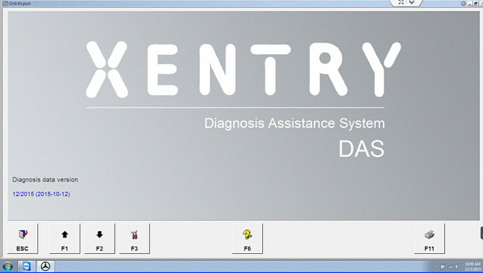 obd2eshop MB Star DAS Xentry 2015 12 for Win7 / XP Tested