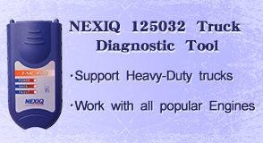 NEXIQ 125032 USB Link Diesel Truck Diagnostic Tool