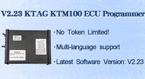 KTAG KTM100 V7.020 Ksuite V2.23 ECU Programming Tool