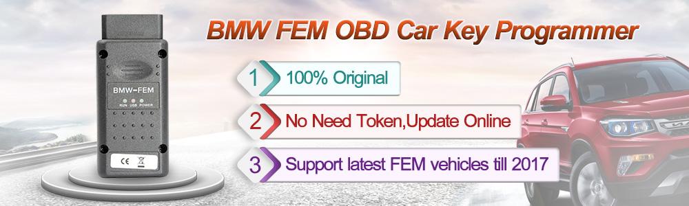 YH BMW FEM OBD Car Key Programmer