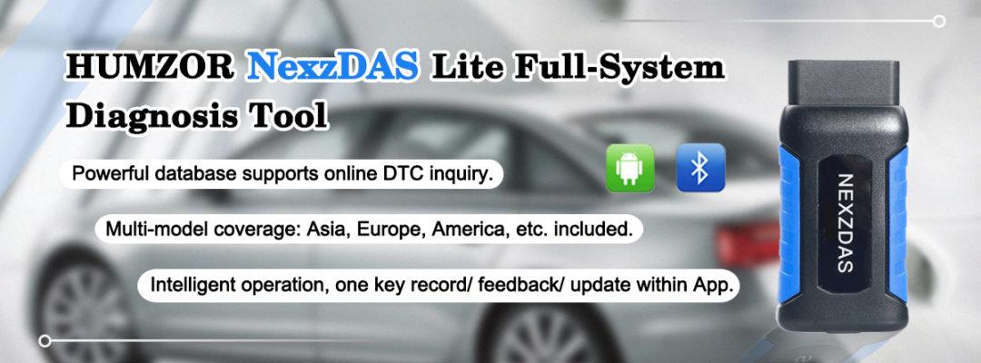 HUMZOR-NexzDAS-Lite-Full-System-Diagnosis-Tool