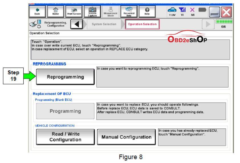 Nissan-Consult-3-Plus-Reprogramming-ECU-TCM-Guide-9