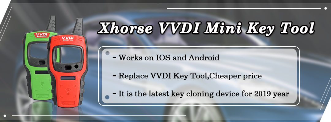 Xhorse VVDI Mini Key Tool